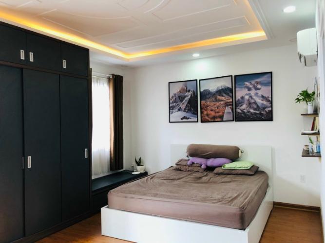 Phòng ngủ nhà phố Bình Thạnh Nhà hẻm xe hơi Q. Bình Thạnh, hướng Nam chệch Tây, diện tích 6x5.9m.