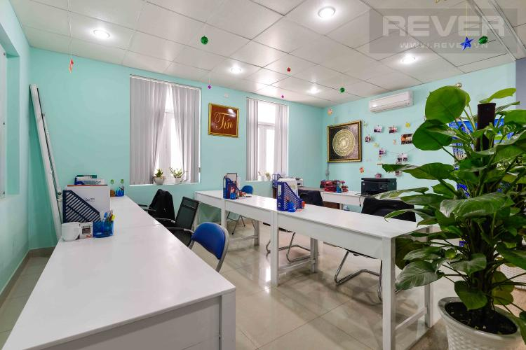 Tầng 2 Tòa nhà văn phòng cho thuê 1 trệt 3 lầu mặt tiền đường Lương Định Của, Quận 2