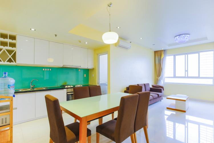 Căn hộ Tropic Garden tầng cao C1, đầy đủ nội thất, hiện đại, tiện nghi