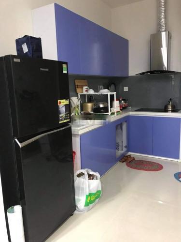 Phòng bếp Richstar, Tân Phú Căn hộ tầng cao Richstar view sân bay, đầy đủ nội thất.