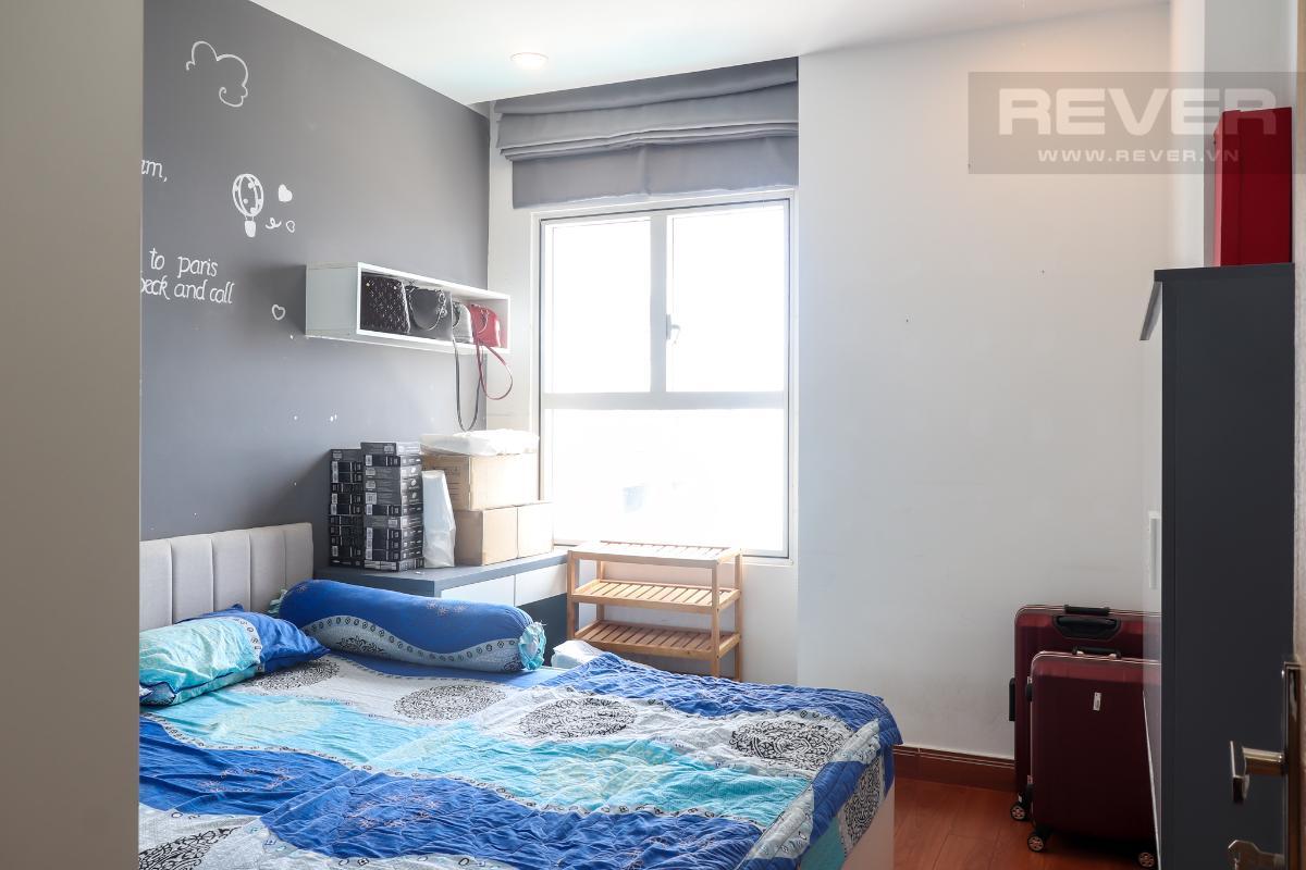 Phòng Ngủ Cho thuê căn hộ Sunrise City 2PN, tầng trung, tháp X1 khu North, đầy đủ nội thất, diện tích 77m2