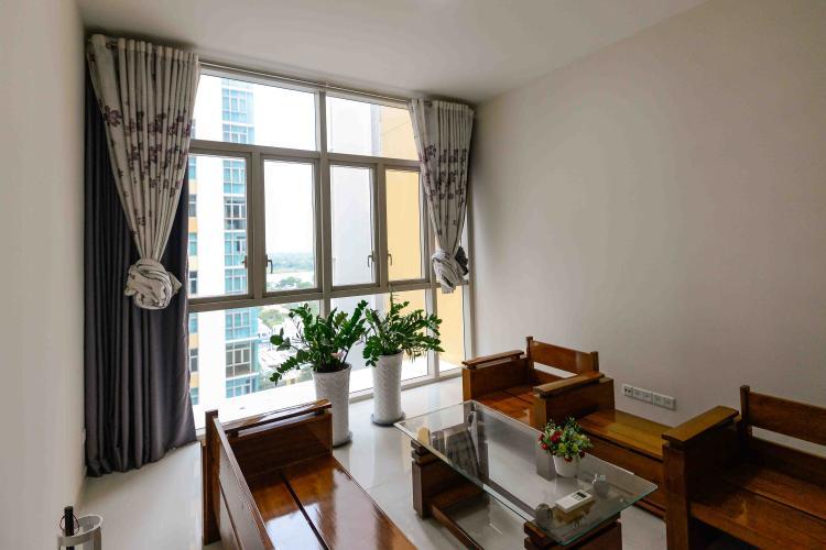 Bán căn hộ The Vista An Phú 2PN, tháp T1, diện tích 102m2, đầy đủ nội thất, view nội khu
