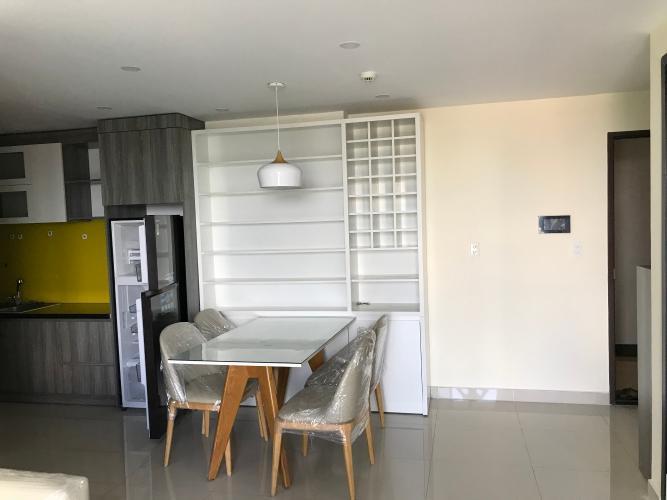 Bàn ăn Happy Residence Quận 7 Căn hộ Hưng Phúc - Happy Residence tầng 7, view thành phố, đầy đủ nội thất