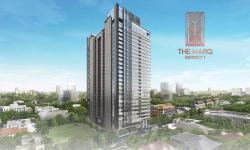 """Thông tin """"nóng"""" nhất về dự án căn hộ hạng sang The Marq của HongKong Land tại trung tâm Quận 1"""