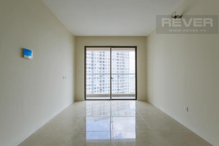 Phòng Khách Căn hộ Masteri Millennium tầng cao, tháp B, 1 phòng ngủ, view sông