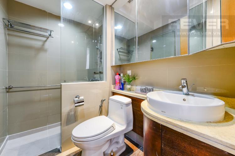 Phòng tắm 2 Căn hộ Saigon Pearl 2 phòng ngủ tầng thấp Topaz 2 nội thất đầy đủ
