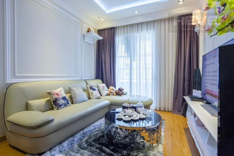 Phòng Khách Bán và cho thuê căn hộ Lexington Residence tầng cao, 2PN, nội thất đầy đủ