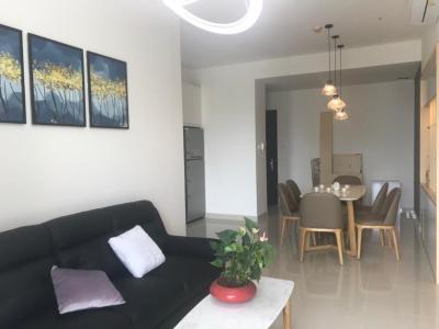 Cho thuê căn hộ The Sun Avenue 3PN, block 5, diện tích 109m2, đầy đủ nội thất, view thoáng
