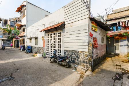 Nhà phố đường Ung Văn Khiêm Bình Thạnh diện tích 83m2