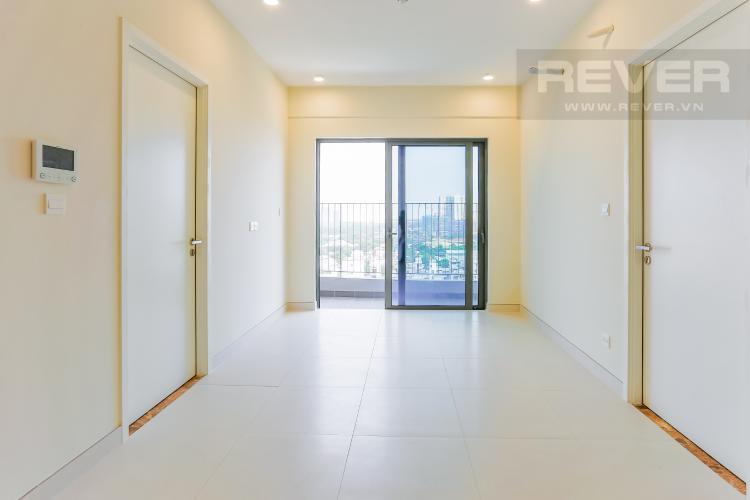 Phòng Khách Căn hộ Diamond Lotus 2 phòng ngủ tầng trung tháp B đầy đủ tiện nghi