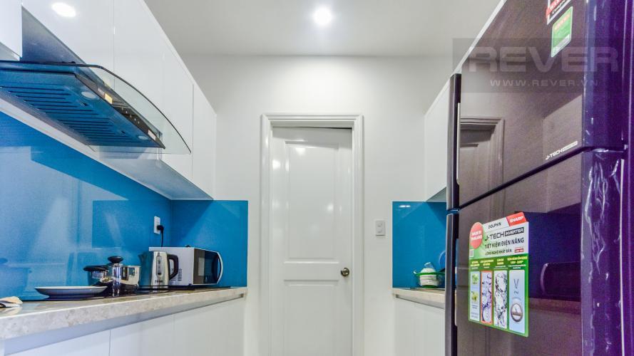 Phòng Bếp Cho thuê căn hộ Florita 3 phòng ngủ, đầy đủ nội thất