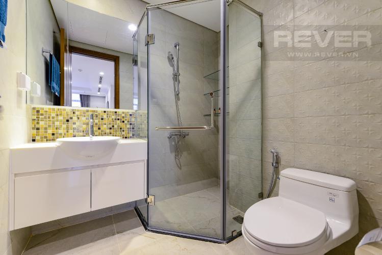 Phòng tắm 2 Căn góc Vinhomes Central Park 3 phòng ngủ tầng thấp Landmark 2