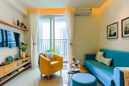 Căn hộ The Park Residence 2 phòng ngủ tầng trung B2 nội thất hiện đại