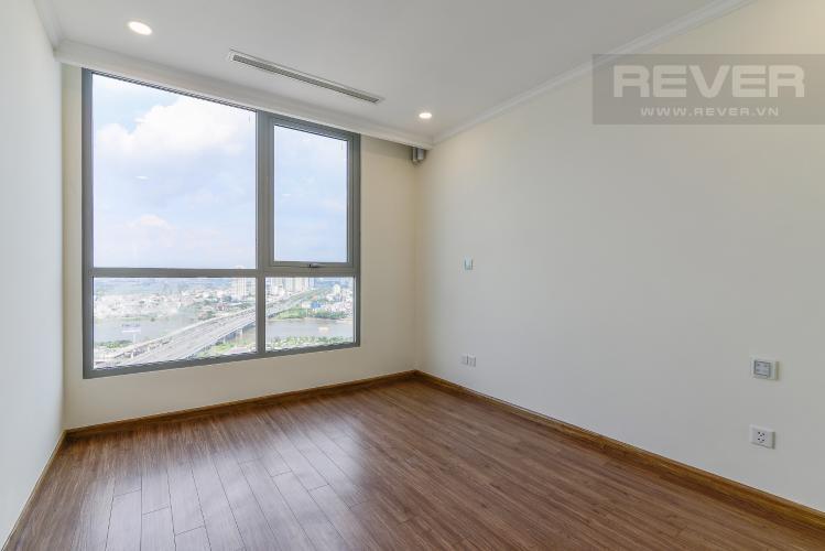 Phòng Ngủ 1 Căn hộ Vinhomes Central Park 2 phòng ngủ tầng cao L6 view sông