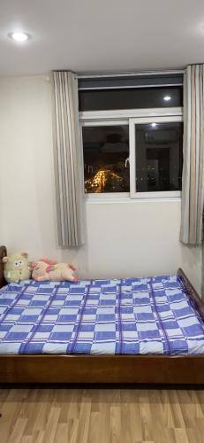 Phòng ngủ căn hộ City Gate, Quận 8 Căn hộ City Gate view thành phố tuyệt đẹp, nội thất đầy đủ tiện nghi.