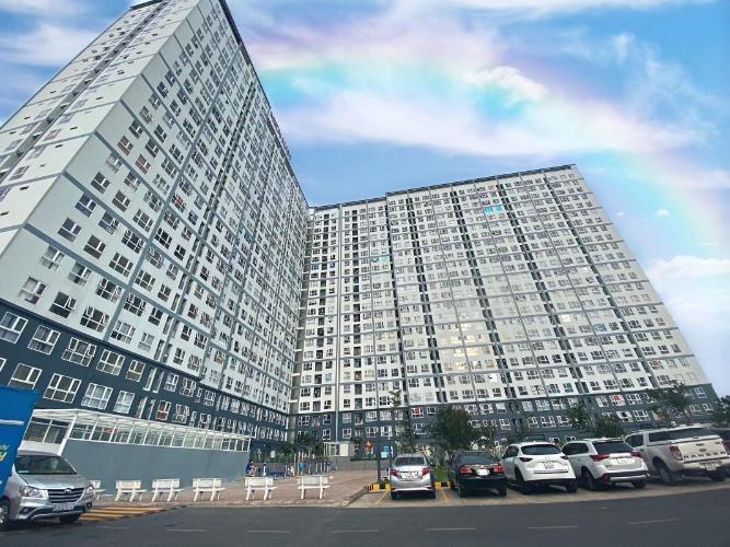 City Gate 3, Quận 8 Căn hộ City Gate 3 view thành phố, nội thất cơ bản.