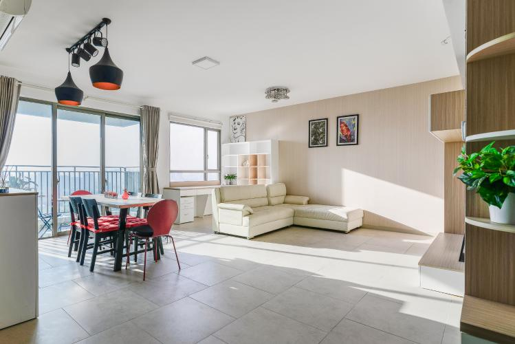 Căn hộ Riviera Point 2 phòng ngủ tầng cao T4 đầy đủ nội thất