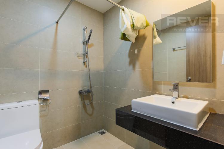 Phòng Tắm 1 Căn hộ Galaxy 9 tầng trung tháp G 2 phòng ngủ hướng Đông Nam