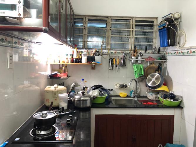 Phòng bếp chung cư Nhiêu Lộc, Tân Phú Căn hộ chung cư Nhiêu Lộc view khu dân cư yên tĩnh, thoáng mát.