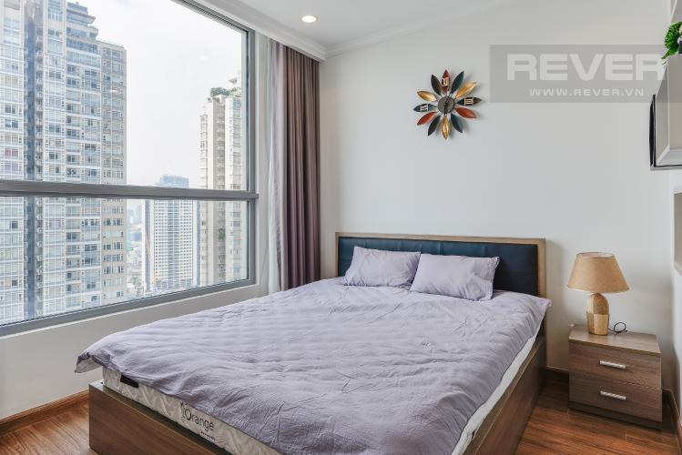 Phòng ngủ 4 Căn hộ Vinhomes Central Park 4 phòng ngủ tầng cao C2 view sông