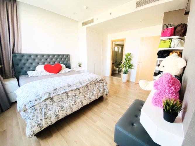Căn hộ Sarimi Sala Đại Quang Minh Căn hộ Sarimi Sala Đại Quang Minh tầng thấp, đầy đủ nội thất.
