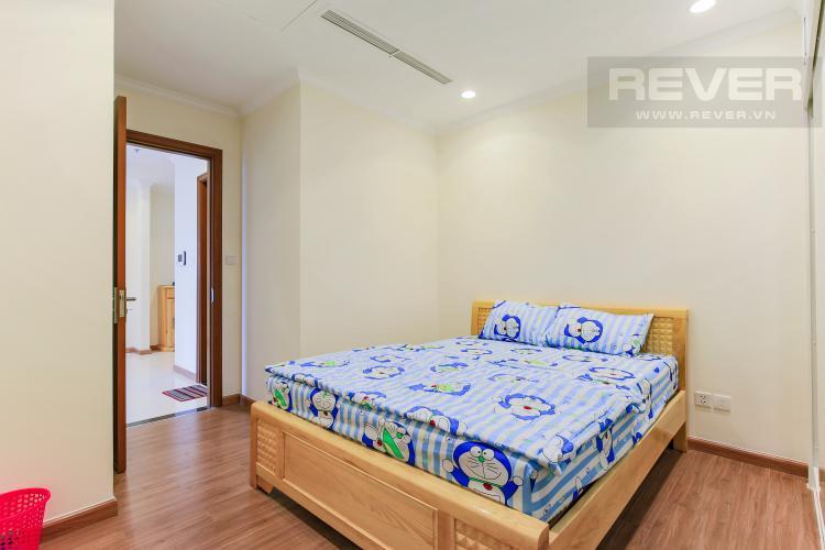Phòng Ngủ 3 Căn hộ Vinhomes Central Park 3 phòng ngủ tầng thấp Landmark 2 view nội khu