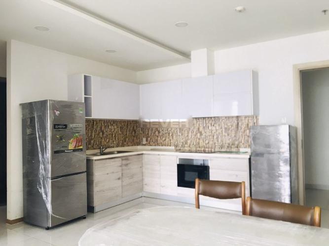 Phòng bếp Riva Park, Quận 4 Căn hộ Riva Park tầng trung, bàn giao nội thất cơ bản.