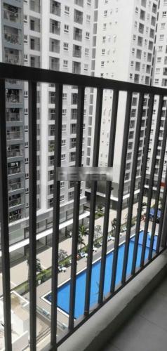 Căn hộ Prosper Plaza, Quận 12 Căn hộ Prosper Plaza tầng trung, view nội khu hồ bơi mát mẻ.