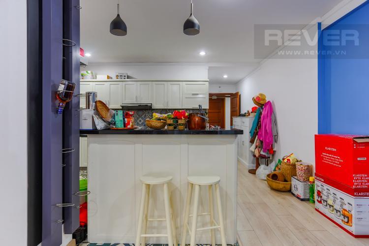 Phòng Bếp Căn hộ Hoàng Anh Thanh Bình 3 phòng ngủ tầng cao tháp B đầy đủ tiện nghi