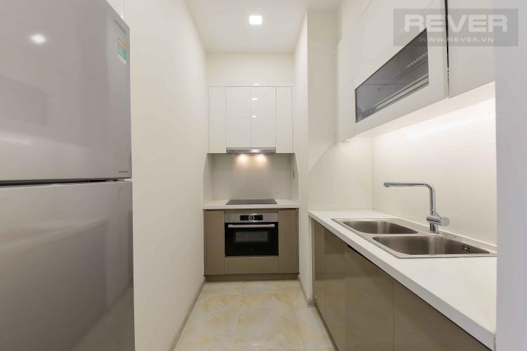 Bếp Bán căn hộ Vinhomes Golden River 1PN, đầy đủ nội thất, view trực diện sông Sài Gòn