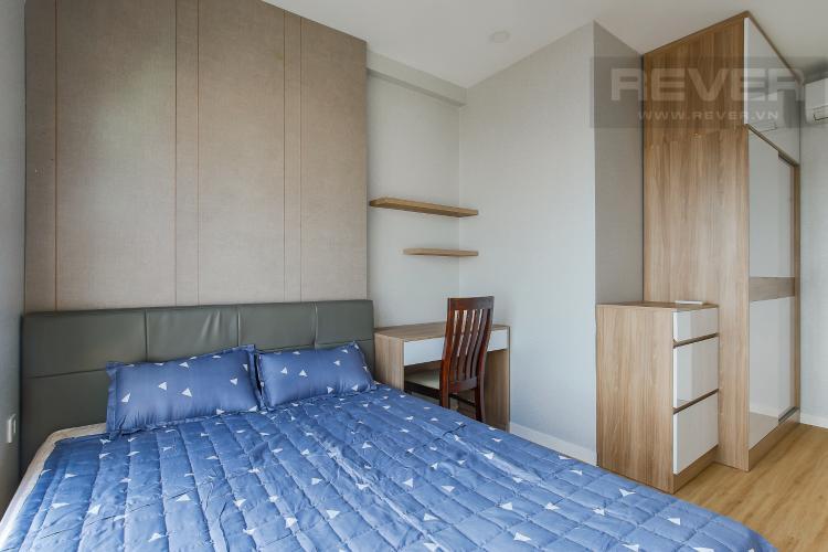 Phòng Ngủ 2 Căn hộ Masteri Millennium tầng cao, 2PN, đầy đủ nội thất