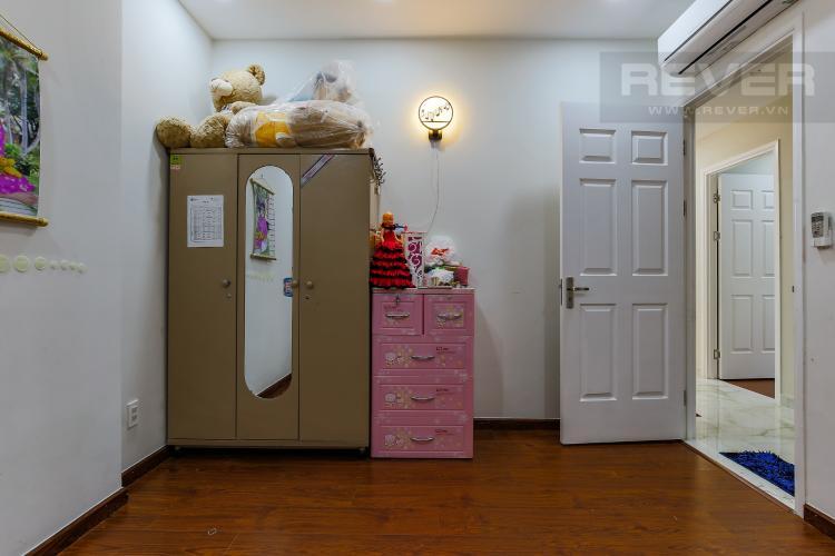 Phòng Ngủ 2 Căn hộ The Gold View tầng trung tháp A1, 2 phòng ngủ, full nội thất