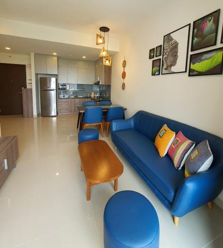 Phòng khách căn hộ Sunrise Riverside Căn hộ Sunrise Riverside nội thất đầy đủ, view hướng Đông.