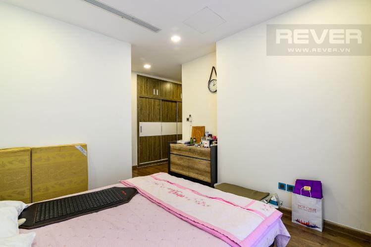 Phòng Ngủ 1 Bán căn hộ Vinhomes Central Park 4PN, đầy đủ nội thất, có thể dọn vào ở ngay
