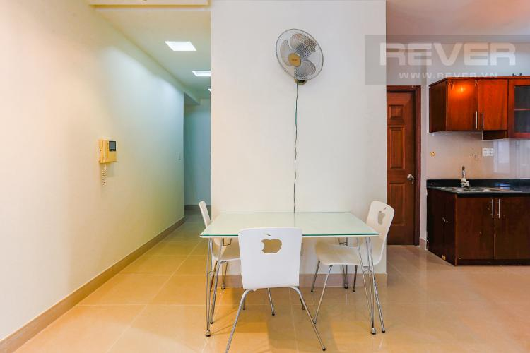 Phòng Ăn Căn hộ Sky Garden 2 phòng ngủ tầng thấp nội thất đầy đủ