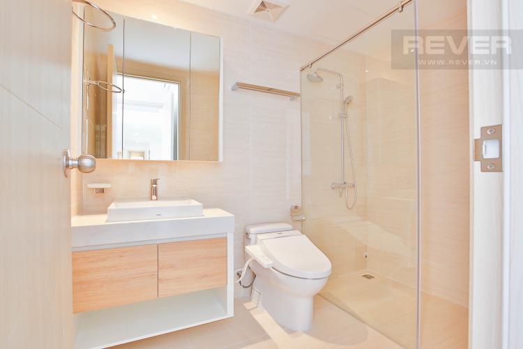 Toilet 1 Căn hộ New City Thủ Thiêm 2 phòng ngủ tầng thấp BA hướng Đông Nam