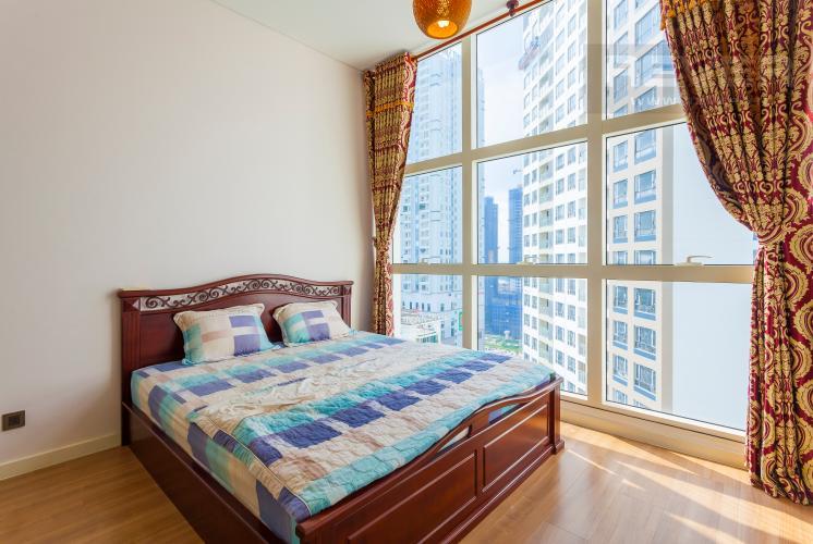Phòng ngủ 2 Căn hộ Estella tầng cao tháp 3B, thiết kế đẹp, đầy đủ tiện nghi