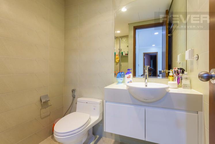 Phòng tắm Căn hộ Vinhomes Central Park tầng cao tháp C2 view đẹp