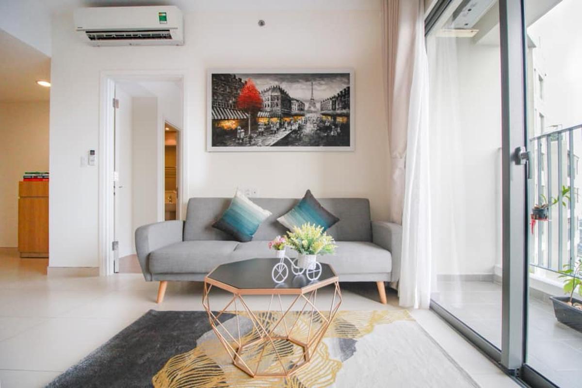 3 Bán căn hộ Masteri Thảo Điền 2PN, diện tích 68m2, đầy đủ nội thất, view sông thoáng mát