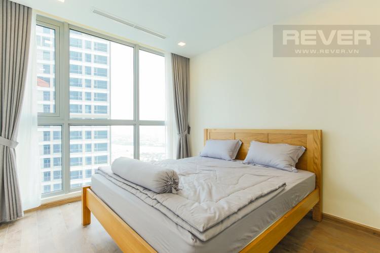 Phòng Ngủ 2 Căn hộ Vinhomes Central Park tầng cao Park 5 nội thất đẹp, view sông