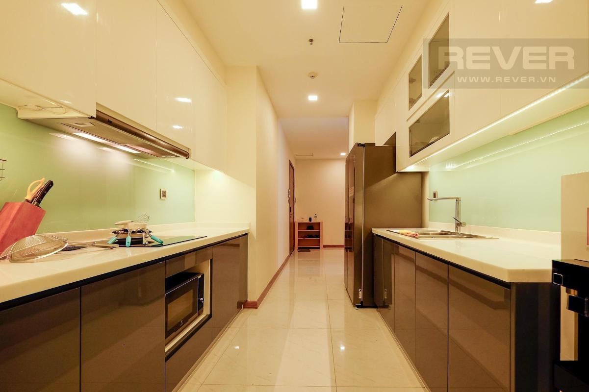 Bếp Bán căn hộ Vinhomes Central Park 3PN, tháp Park 1, diện tích 116m2, đầy đủ nội thất