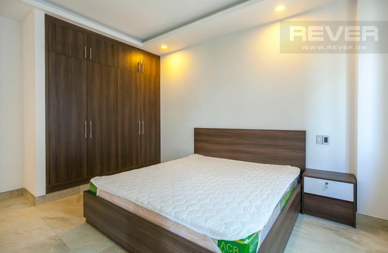 Phòng Ngủ Căn hộ dịch vụ 1 phòng ngủ 45m2 đường Điện Biên Phủ, Bình Thạnh