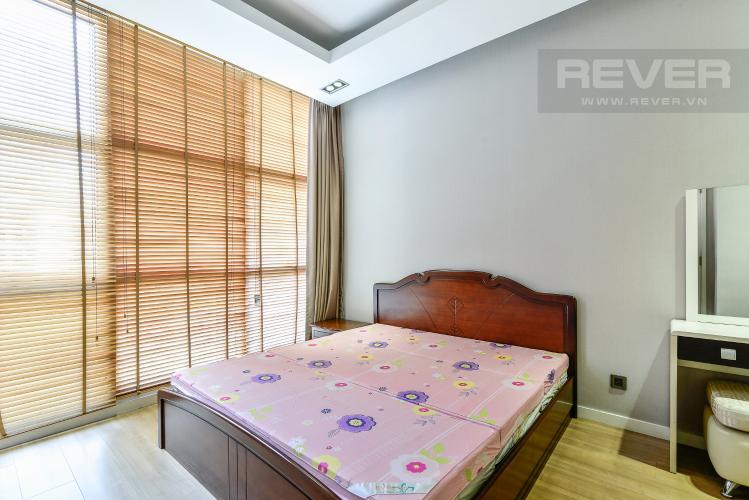 Phòng Ngủ 1 Căn hộ Estella Residence 2 phòng ngủ tầng trung 3A đầy đủ nội thất