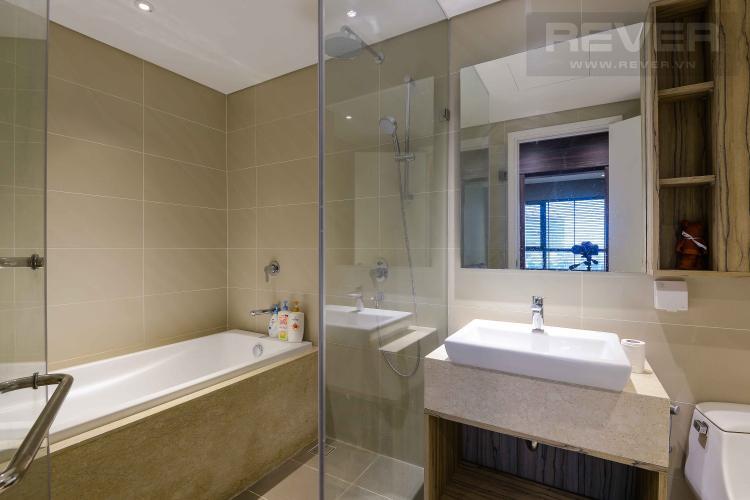 Toilet 2 Bán căn hộ Diamond Island - Đảo Kim Cương 3PN, đầy đủ nội thất, thiết kế ấn tượng, view trực diện hồ bơi