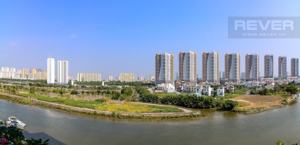 View Cho thuê căn hộ Diamond Island 52,54m2 1PN 1WC, nội thất cao cấp, view sông