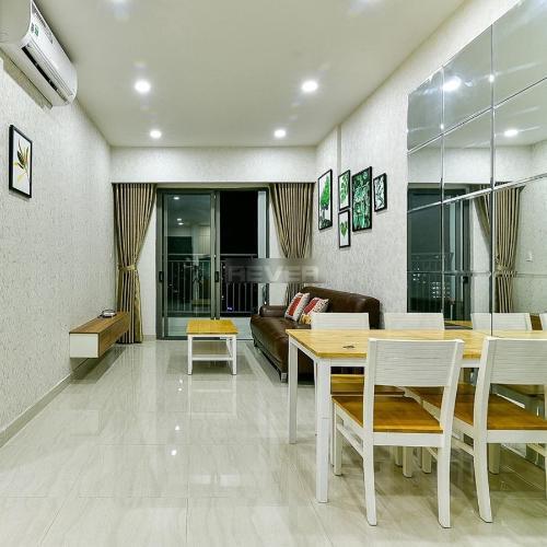 Căn hộ chung cư Green Field view sông Sài Gòn, đầy đủ nội thất.