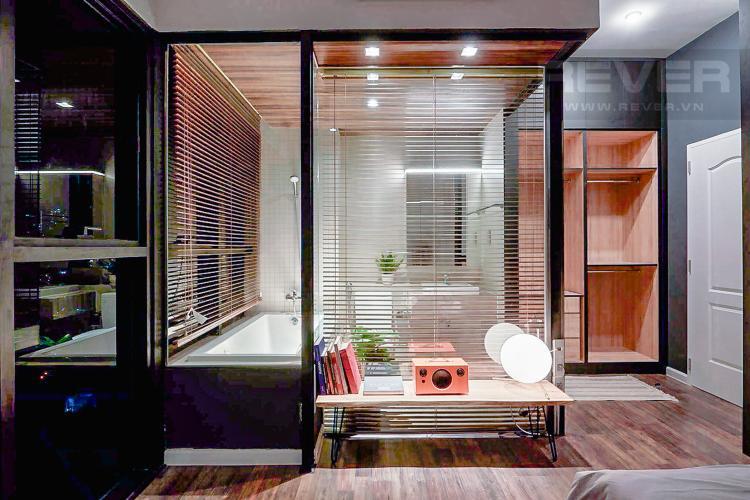 Lobby Bán căn hộ The Ascent tầng trung, 2PN, nội thất đầy đủ