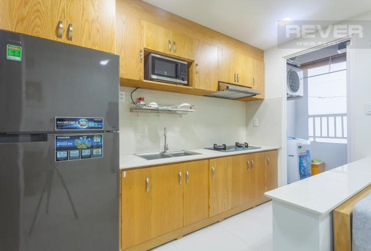Nhà Bếp Bán căn hộ Lexington Residence Quận 2 1PN, đầy đủ nội thất