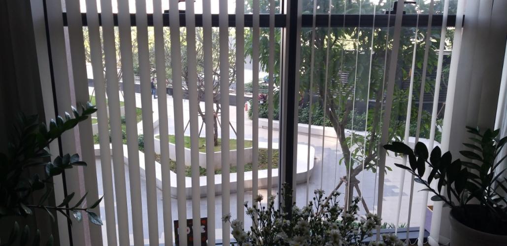 tiện ích căn hộ The Sun Avenue Căn hộ The Sun Avenue đón view nội khu, đầy đủ nội thất.