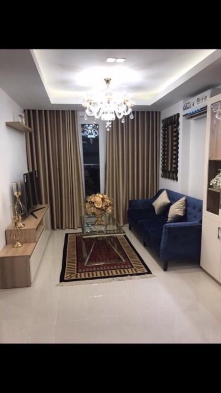 IMG_7428 Cho thuê căn hộ Sky Center Tân Bình 2PN, diện tích 75m2, ban công hướng Bắc thông thoáng
